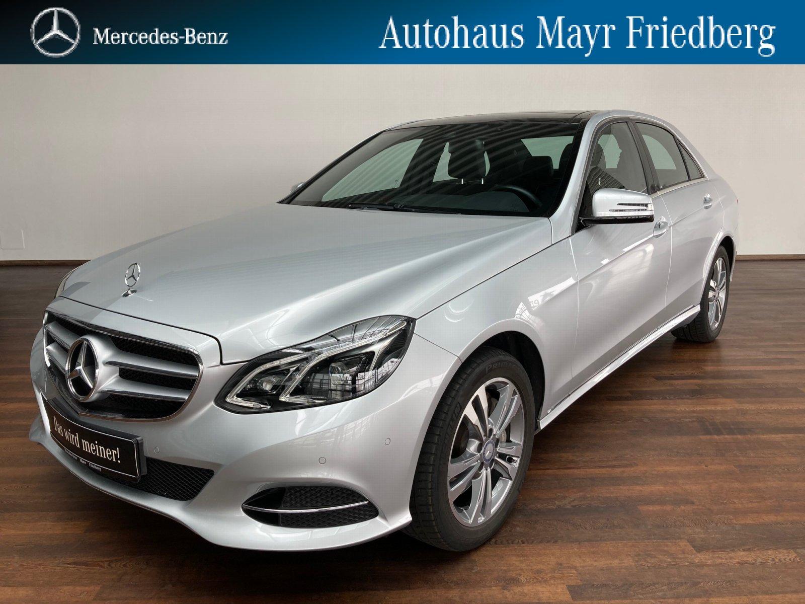 Mercedes-Benz E 400 AVANTGARDE +NAVI+PANO+LED+MEMORY+8-FACH, Jahr 2013, Benzin
