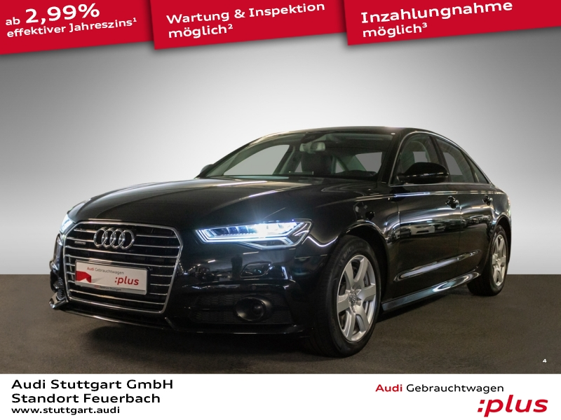 Audi A6 Limousine 3.0 TDI quattro LED Standheizung, Jahr 2017, Diesel