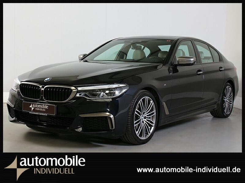 BMW M550d xDr AHK Navi LED ACC HuD H&K, Jahr 2017, Diesel
