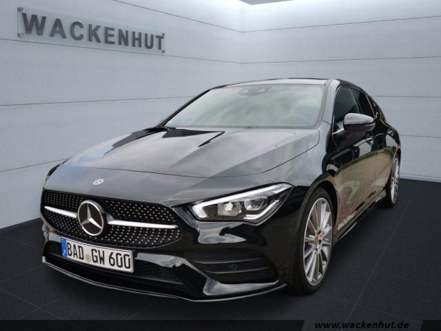 Mercedes-Benz CLA 250 Shooting Brake AMG Night Pano LED Navi, Jahr 2020, Benzin