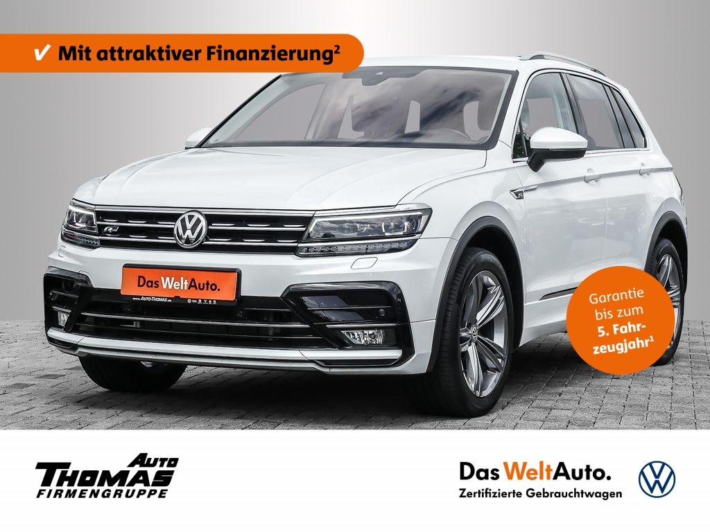 Volkswagen Tiguan Highline Allrad 2,0 l TSI 162 kW (220 PS) 7-Gang-Doppelkupplungsgetriebe DSG, Jahr 2018, Benzin