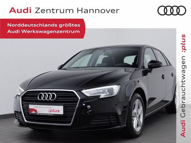 Audi A3 Sportback 1.6 TDI Navi PhoneBox Xenon PDC SHZ, Jahr 2018, Diesel