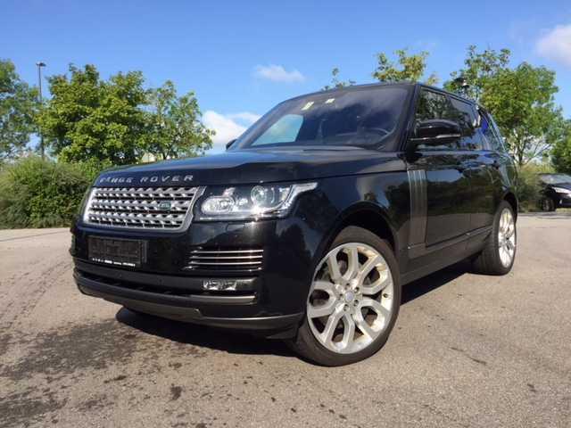 Land Rover Range Rover SDV8 Vogue *HuD/ACC*, Jahr 2016, Diesel