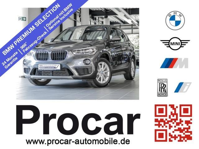 BMW X1 xDrive25d A Advantage Aut. Klimaaut. PDC HIFI, Jahr 2017, Diesel