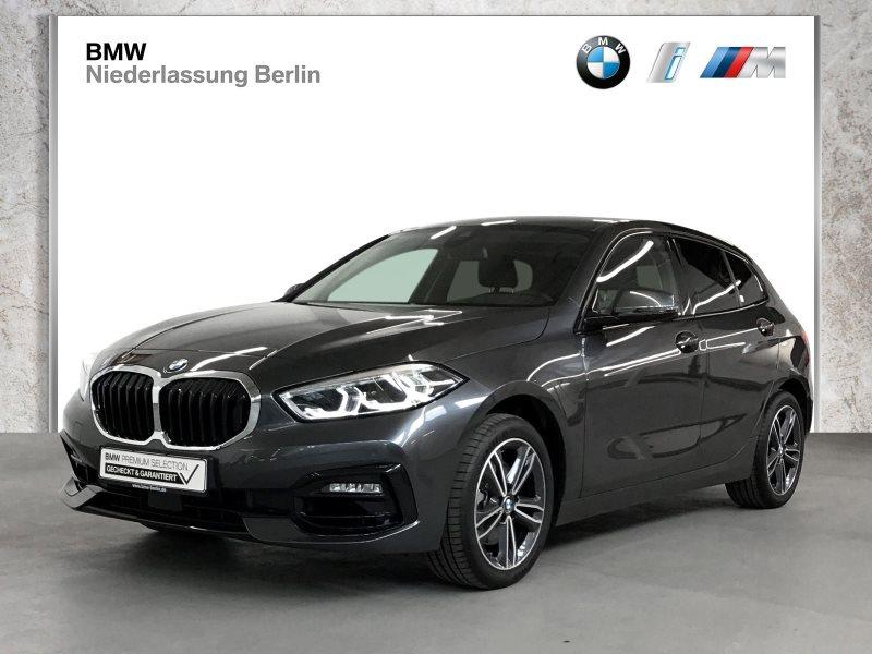 BMW 118i EU6d-Temp Sport Line LED Parking Assistant, Jahr 2019, Benzin
