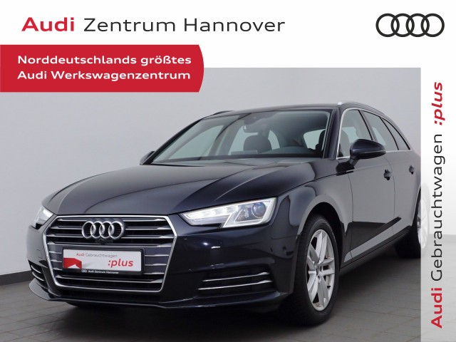Audi A4 Avant 2.0 TDI Sport, Navi, Xenon, virtual Cockpit, Jahr 2016, Diesel