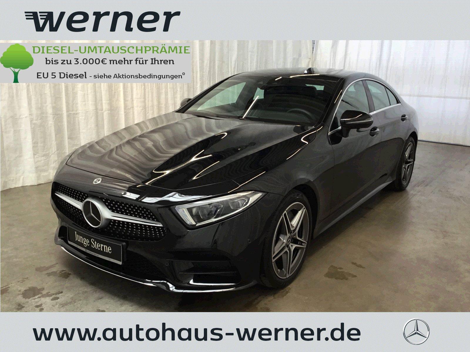 Mercedes-Benz CLS 450 4M AMG MBUX+EnergizePlus+Massage+360°+, Jahr 2020, Benzin