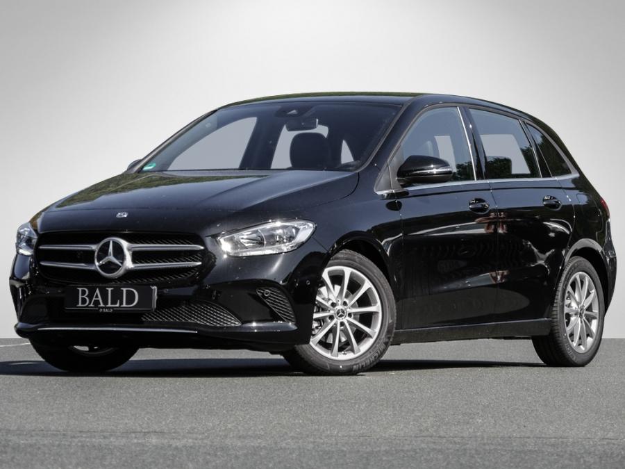 Mercedes-Benz B 160 Style/Navi/Park-A/L&S/Tempomat/Ambiente, Jahr 2019, petrol