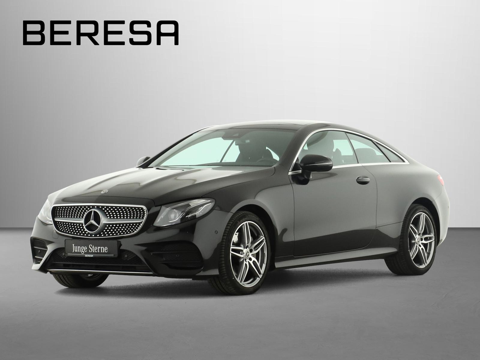 Mercedes-Benz E 200 4M Pano.-Dach LED Standhz Kamera Navi PDC, Jahr 2020, Benzin