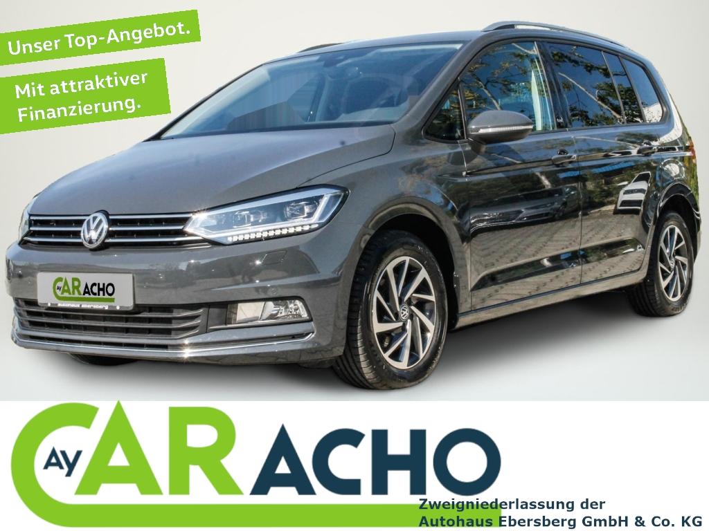 Volkswagen Touran SOUND 2.0 TDI DAB AHK MTRX Navi ACC LED, Jahr 2017, Diesel