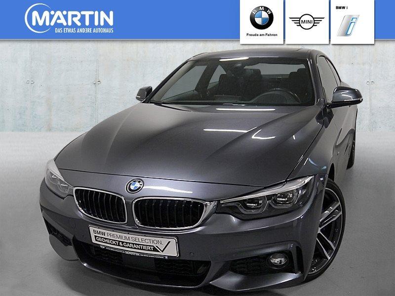BMW 440i xDrive Coupé M Sportpaket *Head-Up*HK*HiFi*, Jahr 2017, Benzin