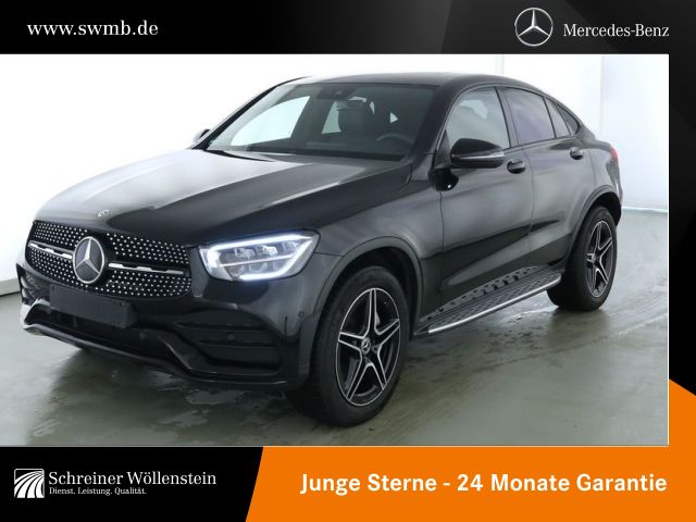 Mercedes-Benz GLC 400 d 4M Coupé *AMG*MBUX*Navi*AHK*LED*Night*, Jahr 2020, Diesel