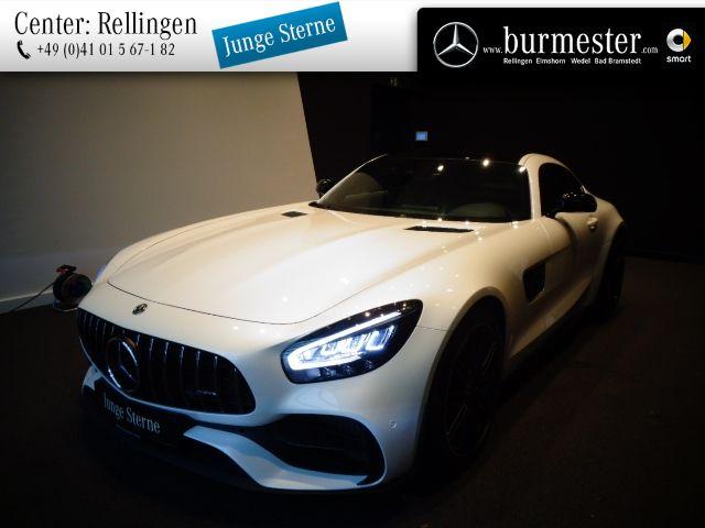 Mercedes-Benz AMG GT C Burmester+Comand+LED+Memory+Kamera, Jahr 2019, Benzin