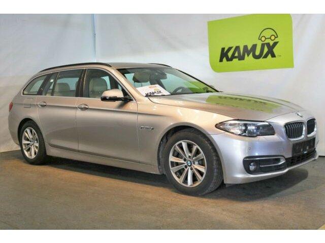 BMW 520d Touring Steptronic +Nav+Bi-Xenon+Leder+EU6, Jahr 2016, Diesel