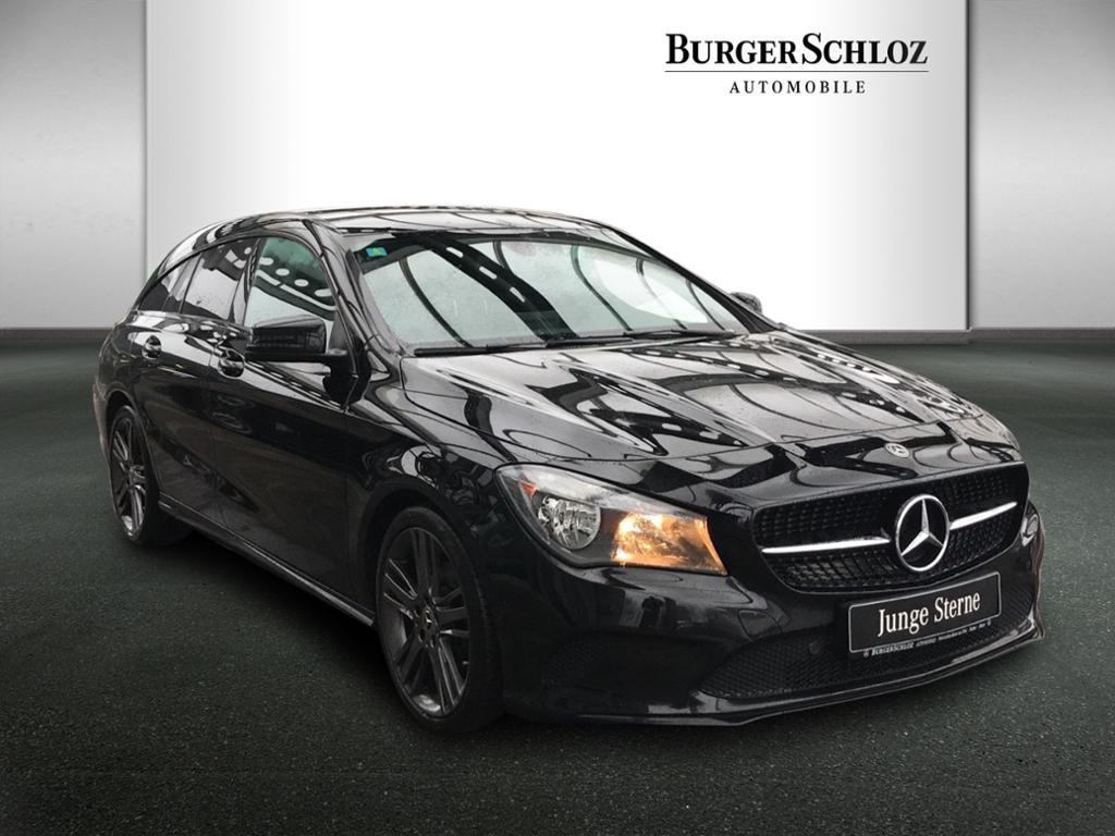 Mercedes-Benz CLA 200 d Shooting Brake Urban/Night/AHK/Standhz, Jahr 2017, Diesel