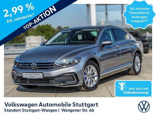 Volkswagen Passat GTE 1.4 TSI DSG Navi LED ACC AHK, Jahr 2020, Hybrid