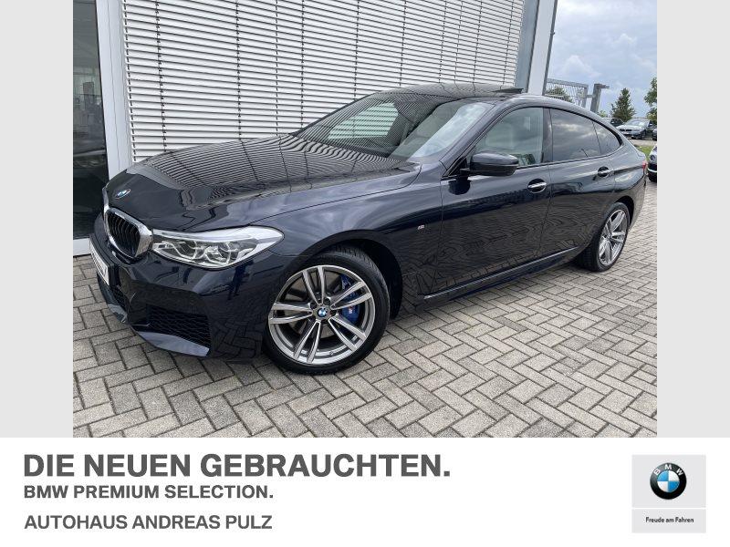 BMW 630d xDrive M Sportpaket Top Ausstattung, Jahr 2018, Diesel