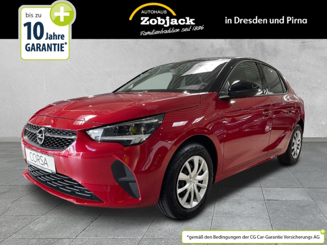 Opel Corsa F Edition 1.2 LED Kamera SHZ Multimedia, Jahr 2021, Benzin