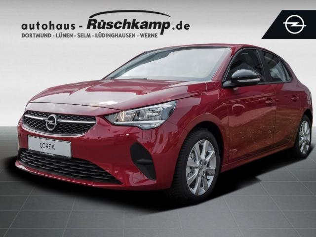 Opel Corsa F Edition 1.2 Turbo EU6d Klima SHZ PDC Alu, Jahr 2021, Benzin