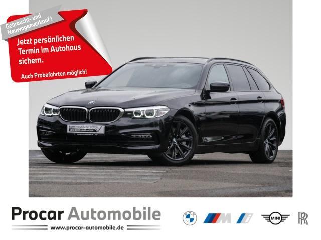 BMW 540d xDrive 540XD NAVI+PANO+HEAD-UP+HK+KAMERA+LED+3-ZO-KLIMA, Jahr 2018, Diesel