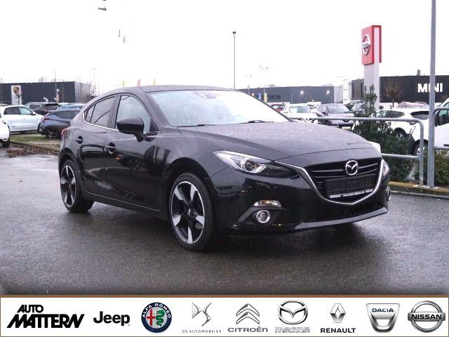 Mazda 3 2.0 SKYACTIV-G 120, Jahr 2015, Benzin