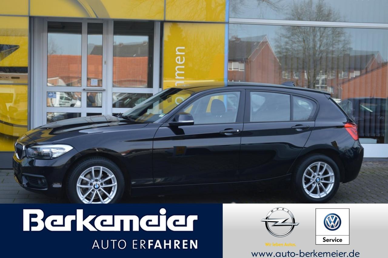 BMW 118d Advantage/Navi/AHK/Parkpilot Klima Navi, Jahr 2015, Diesel