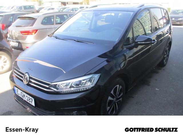 Volkswagen Touran IQ.DRIVE 1.5 TSI DSG LED PANO 7-Sitzer, Jahr 2020, Benzin