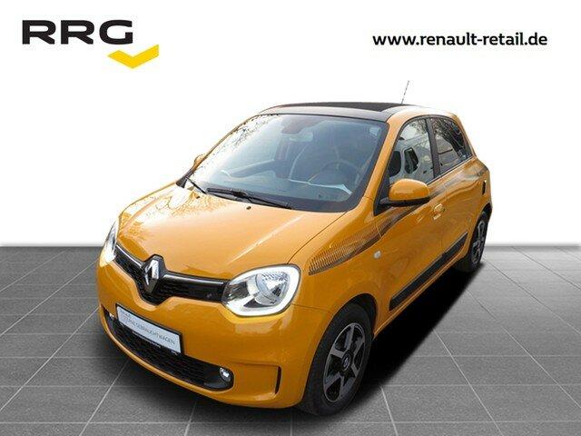 Renault Twingo SCe 75 Limited Deluxe 0,99% Faltdach + Si, Jahr 2020, Benzin