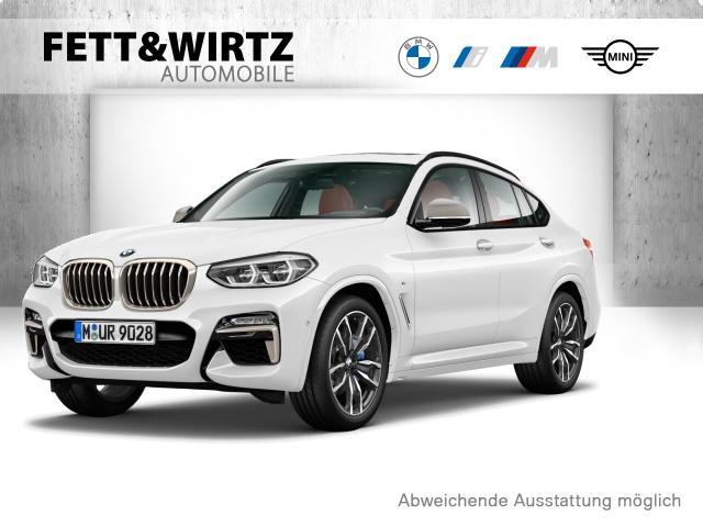 BMW X4 M40i NaviProf. HUD H/K AHK Pano DA PA LED, Jahr 2019, Benzin
