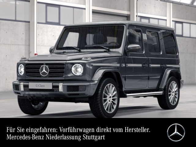 Mercedes-Benz G 350 d AMG WideScreen 360° Stdhzg Multibeam SHD, Jahr 2020, Diesel