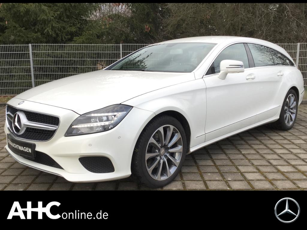 Mercedes-Benz CLS 250 d 4M Shooting Brake SPORT-P.+LED+360°..., Jahr 2015, Diesel