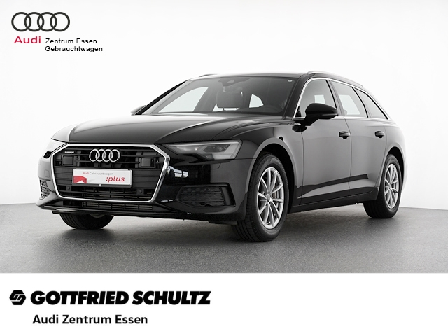 Audi A6 Avant 45 TFSI quattro basis S-TRONIC NAV FSE MUFU LED SHZ, Jahr 2019, Benzin