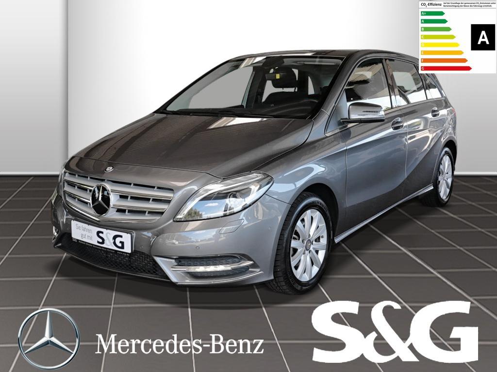 Mercedes-Benz B 180 CDI Parktronic/Tempomat/Bi-Xenon/Sitzhzg./, Jahr 2014, Diesel