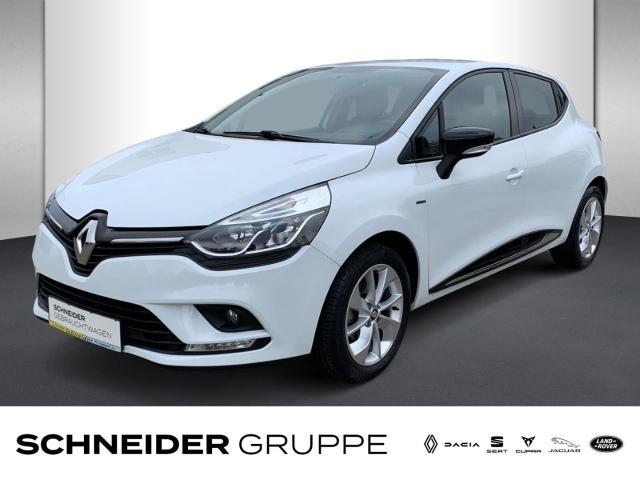 Renault Clio IV Limited KLIMA+TAGFAHRLICHT, Jahr 2016, Benzin