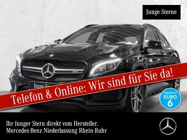 Mercedes-Benz GLA 45 AMG 4M Pano Distr. COMAND ILS Spurhalt-Ass, Jahr 2017, Benzin
