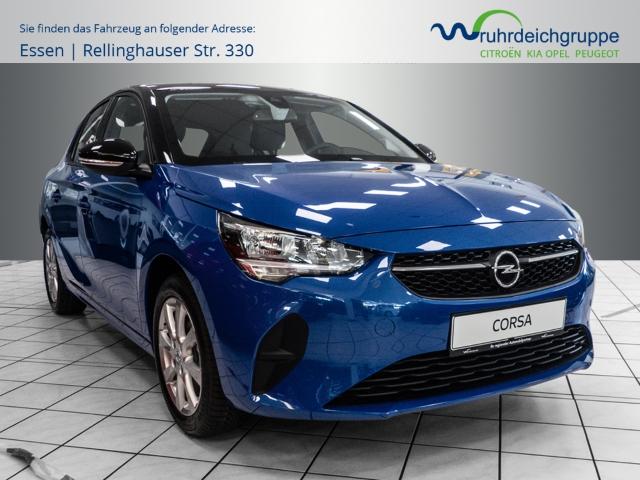 Opel Corsa F Edition 1.2 Allwetter Kamera SHZ Klima PDC, Jahr 2021, Benzin