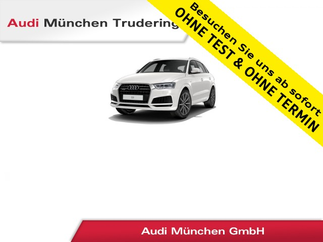 Audi Q3 2.0 TFIS sport qu. S line/APS/Technology Selection/Komfort Paket, Jahr 2018, Benzin