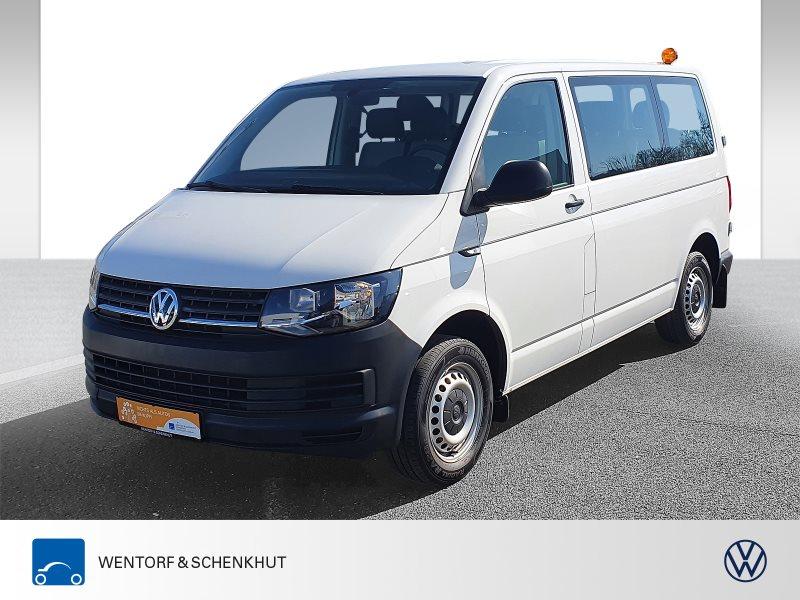 Volkswagen T6 Kombi 2.0 TDI 9-sitzer Klima Trittstufe elektr., Jahr 2015, Diesel