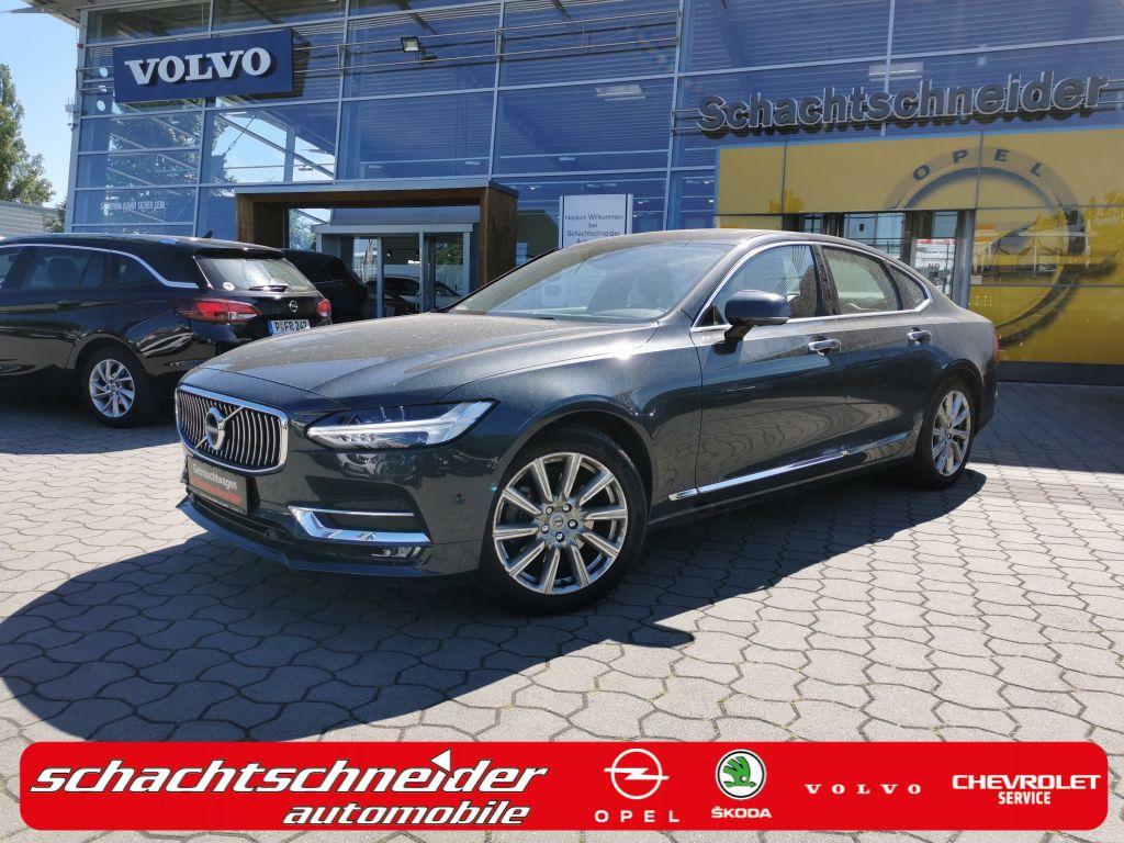 Volvo S90 D4 Geartr. Inscription+IntelliSafe+360+, Jahr 2016, Diesel