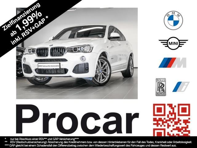 BMW X4 xDrive20d M Sport Navi Business Klimaaut. PDC, Jahr 2017, Diesel