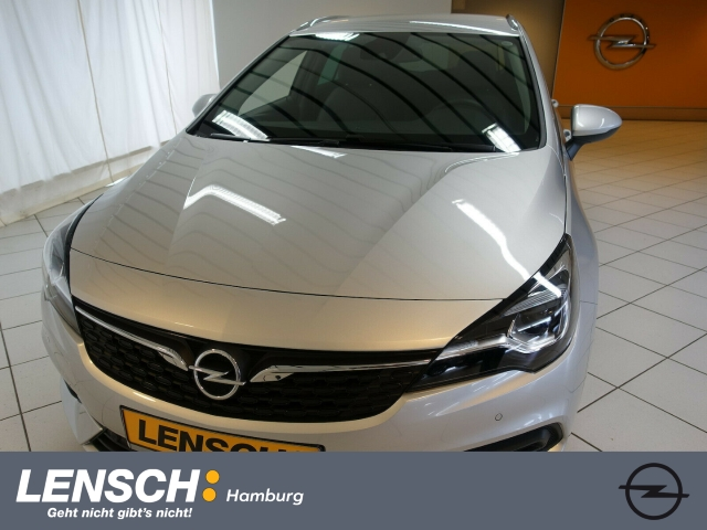 Opel Astra K 1.4 ST Elegance AUTOM+MATRIX+NAV+ACC+AGR, Jahr 2019, Benzin