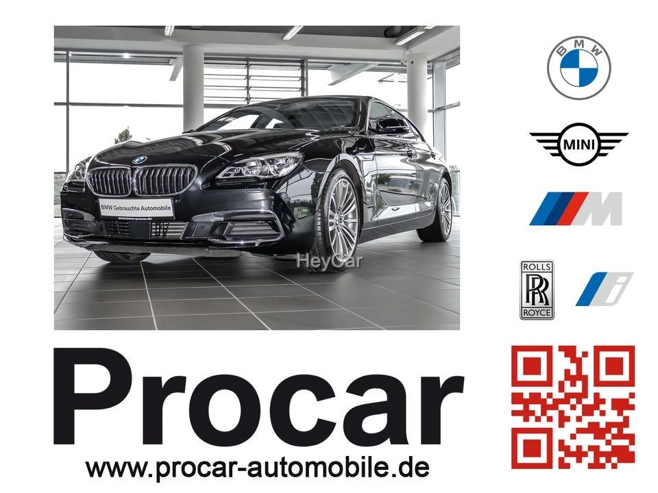 BMW 640d xDrive Gran Coupe Adaptive Drive Navi Prof., Jahr 2017, Diesel