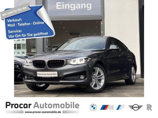 BMW 320 Gran Turismo GT xDrive Navi HuD LED HiFi Shz, Jahr 2017, Diesel