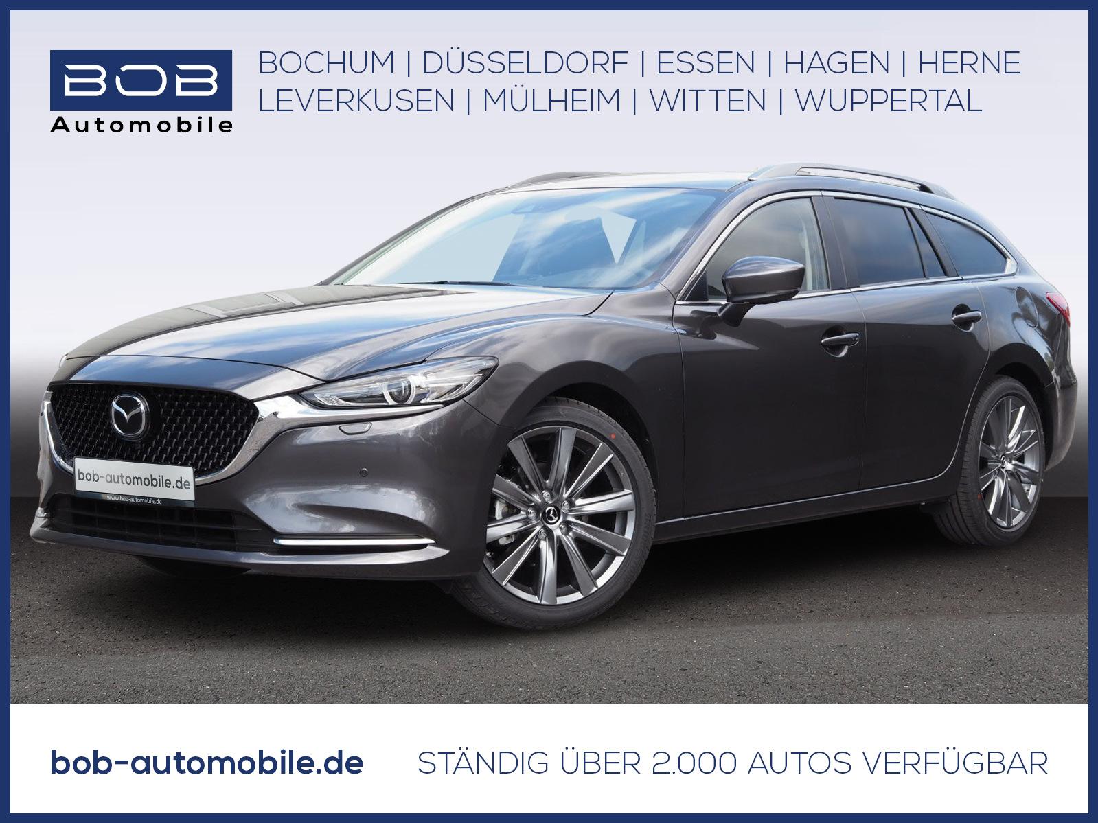 Mazda 6 finanzieren