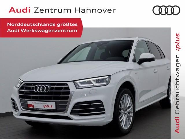 Audi Q5 2.0 TDI sport, S-line, Pano, LED, Teilleder, Navi, Jahr 2018, Diesel