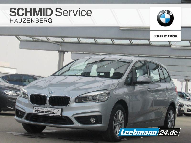 BMW 216i Gran Tourer Adv. 7-Sitzer 2 JAHRE GARANTIE, Jahr 2016, Benzin