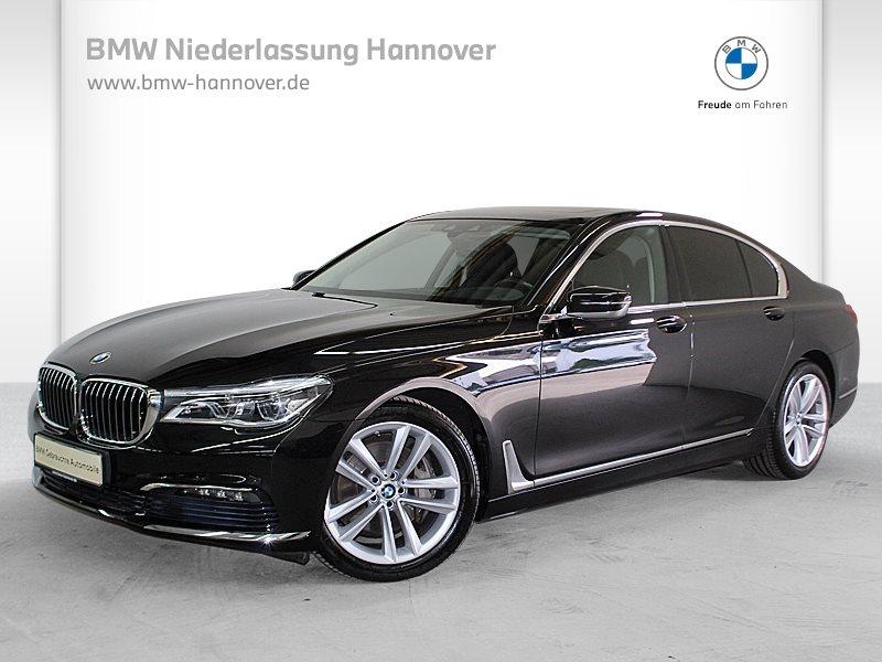 BMW 730d Limousine Gestiksteuerung, Jahr 2017, Diesel