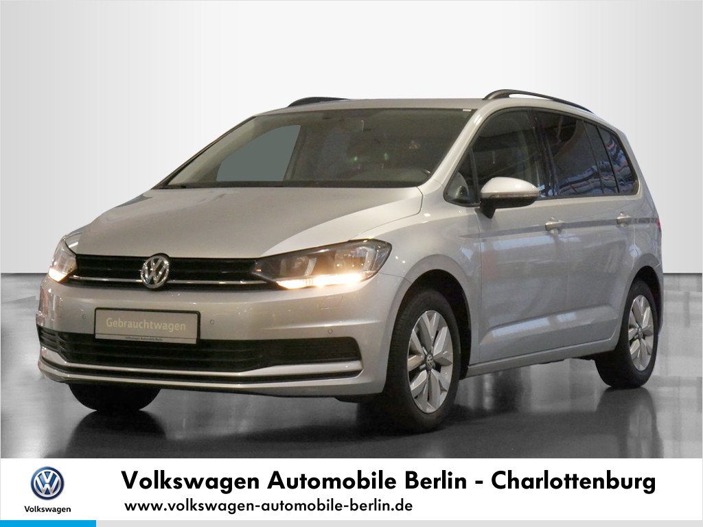 Volkswagen Touran 1.2 TSI Trendline BMT, Jahr 2016, Benzin