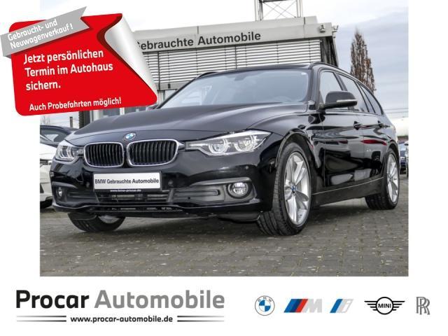 BMW 320d Touring EfficientDynamics Edition Navi LED, Jahr 2018, Diesel