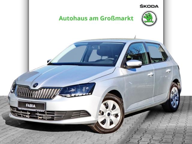 Skoda Fabia Ambition 1.2 TSI DSG Automatik, Jahr 2015, Benzin